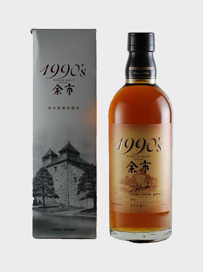 Yoichi 1990S Single Malt