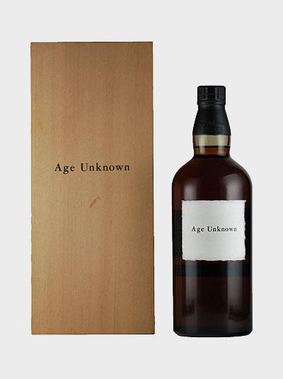 A picture of Yamazaki Keizo Saji Bottle Age Unknow Edition