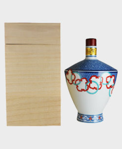 A picture of Hibiki 21 Years Old In Ceramic Decanter