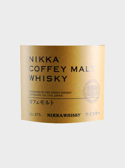 A picture of Nikka Coffey Malt Whisky
