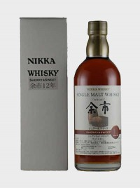 A picture of Nikka Yoichi Sherry & Sweet 12 Years