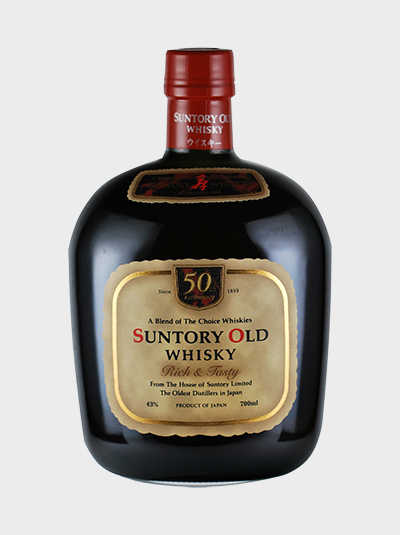 A picture of Suntory Old Whisky 50Th Anniversary