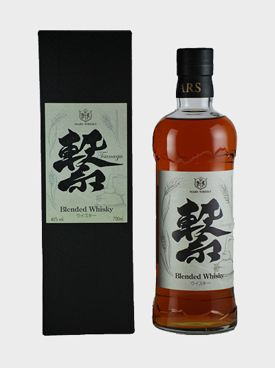 A picture of Mars Whisky Tsunagu Blended Whisky
