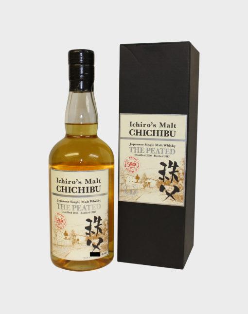 Ichiro's Malt Chichibu The Peated