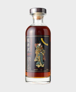 Karuizawa 1977 35 Year Old #4010 Geisha Label