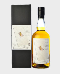 A picture of Hanyu Ichiro's Malt The Game 2000 Cask 1302