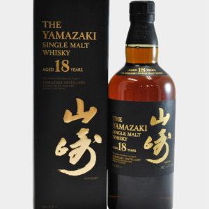 Suntory Yamazaki 18 Year Old