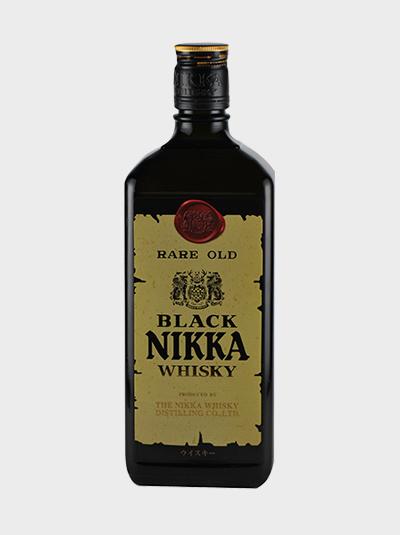 Rare Old Black Nikka Whisky Japanese Whisky Dekantā