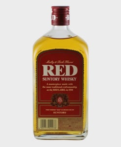 Old Red Label