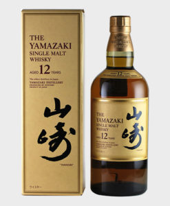 Yamazaki 12 Year Old Single Malt Japanese Whisky
