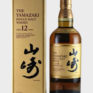 Suntory Yamazaki 12 Year Old