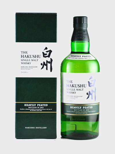 Hakushu Heavily Peated 2012