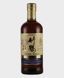Nikka Taketsuru 21 Year Old 80th Anniversary