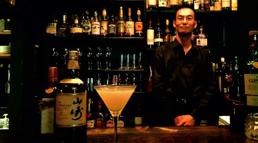 Japanese Whisky Barman