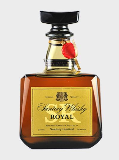 Suntory Royal 1970 S Japanese Whisky Dekantā