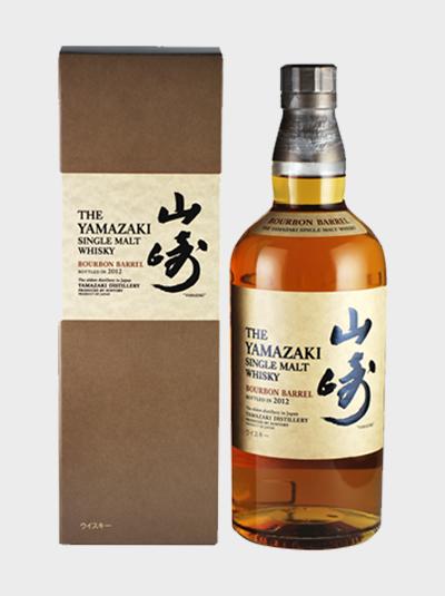 Yamazaki Bourbon Barrel 2012
