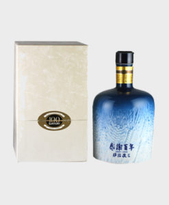 Suntory Whisky 100th Anniversary Pottery Bottle