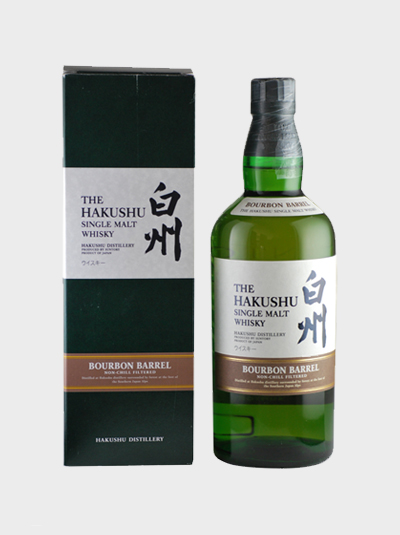 Hakushu Bourbon Barrel Single Malt Whisky
