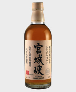 Nikka Miyagikyo single malt final product