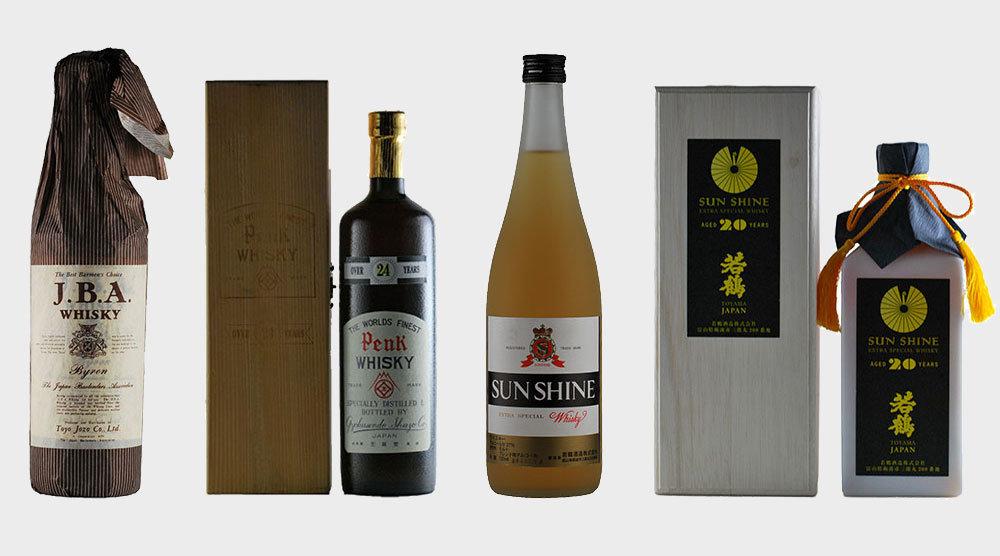 Ji-whiskies
