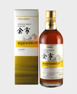 Nikka Single Malt Yoichi Woody & Vanillic