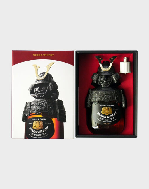 Nikka Gold And Gold Military Samurai Commander