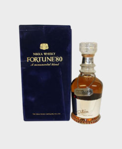 Nikka Whisky Fortune 1980