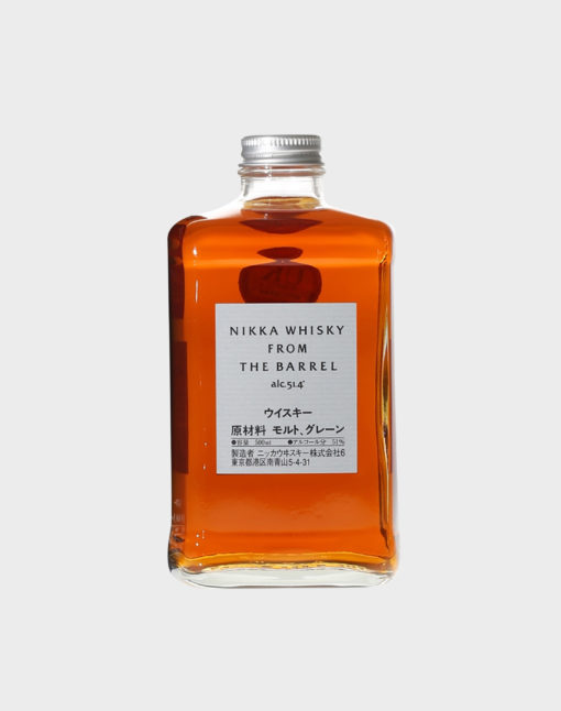 nikka whiskey from the barrel price