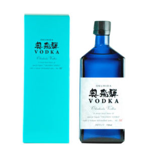 Okuhida Rice Vodka