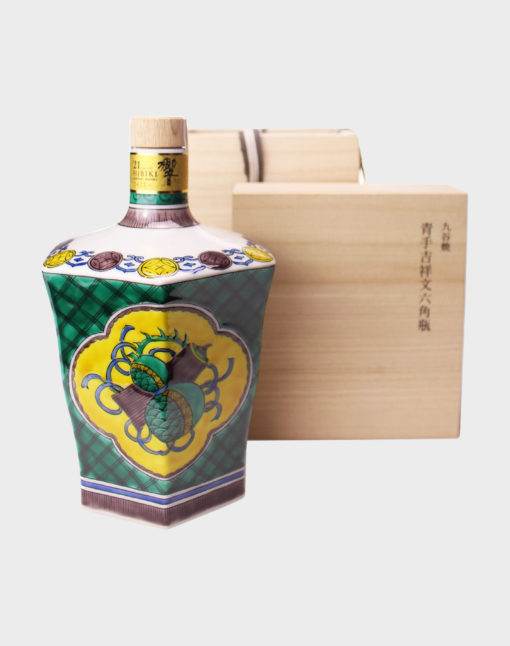 Suntory Hibiki 21 Year Old Ceramic Decanter 2013