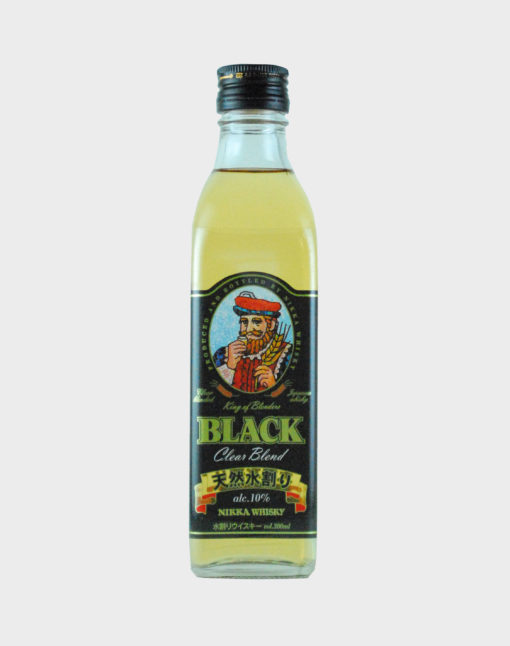 Black Clear blend