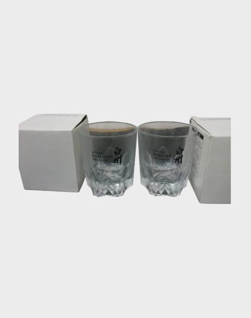 Hakushu Glassware