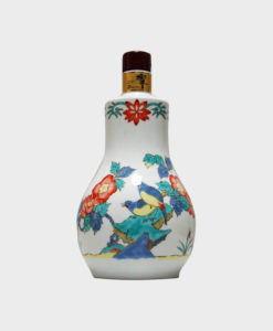Hibiki 21 years old ceramic bottle for the year 2004 A