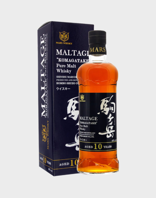 Mars Whisky Komagatake 10 Year Old Pure Malt Final Version