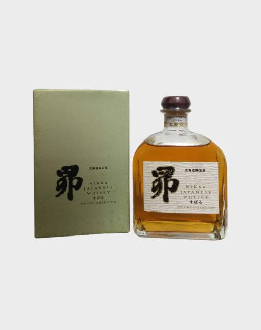 Nikka Japanese whisky Hokkaido limited edition 660ml 43% With box