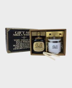 Nikka whisky gift set very finest old malt whisky A
