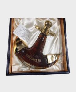 Suntory Whisky Excellence Portopia 1981 Memorial Anchor Bottle