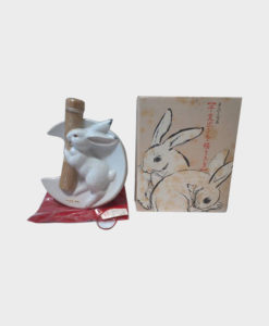 Yamazaki pure malt rabbit bottle old
