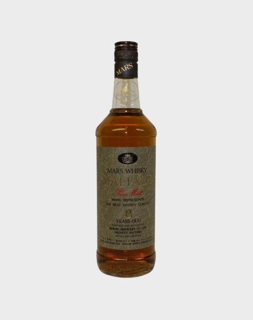 Mars Whisky Maltage Fine Malt 8 Year Old Whisky