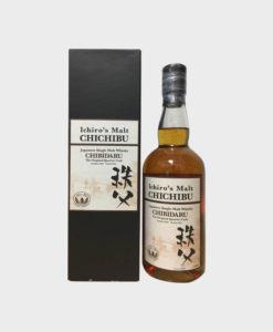 Ichiro's malt chichibu check chibidaru 2013 700ml 53.5% With box A
