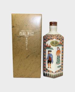 Nikka Yoichi Hokkaido Ceramic Bottle Pure Malt with Box