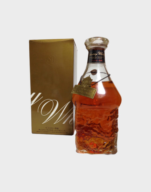 Suntory excellence old whisky