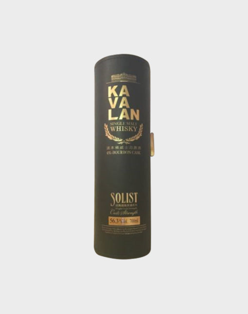 Kavalan solist cask strength the world best whisky 2015 B