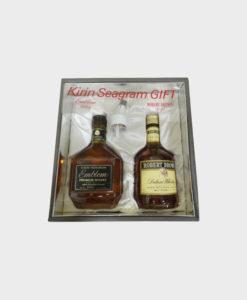 Kirin Seagram gift set old whisky A