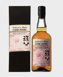 Chichibu First Fill Red Wine Cask Bottled for Takashimaya Isetan