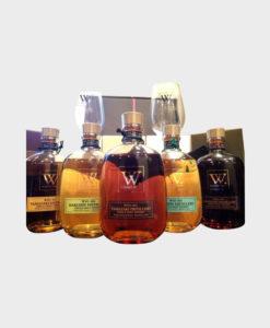 Hakushu W. Shop Whisky No. 5-9 Set