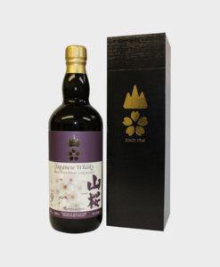 Yamazakura 9 Year Old Limited Edition