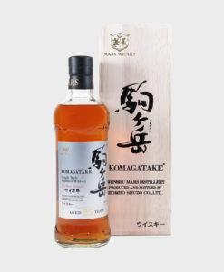 Mars Komagatake 25 Year Old Single Malt Limited Edition