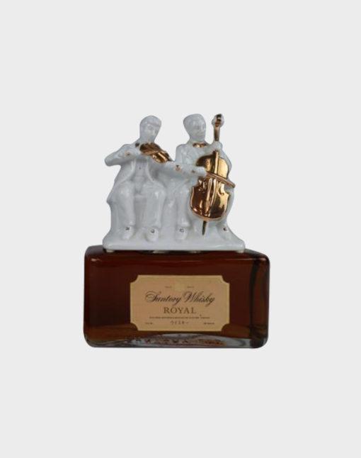 Suntory Whisky Royal Pottery Bottle