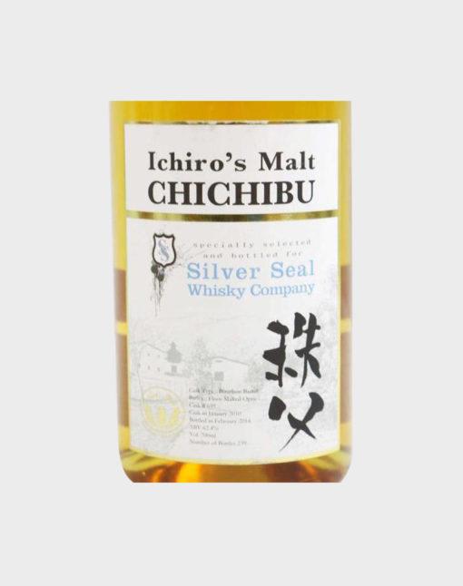 Ichiro's Malt Chichibu Silver Seal Whisky Company B
